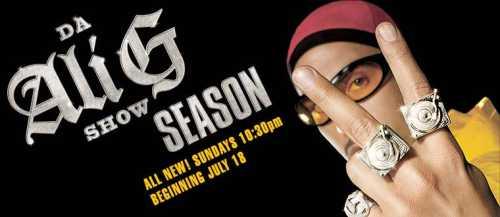 Nova temporada de l'Ali G