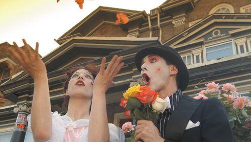 Els Dresden Dolls, foto de Kyle Cassidy