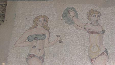 Mosaic Villa Casale