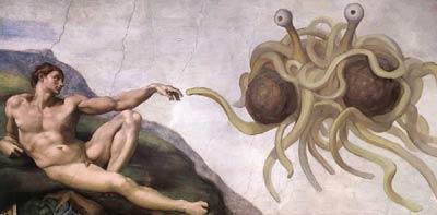 Monstre spaghetti