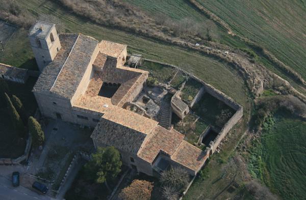 Esglèsia de Santa Maria de Lluçà