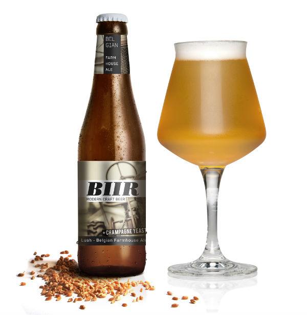 Una que va al BBF: cervesa BiiR