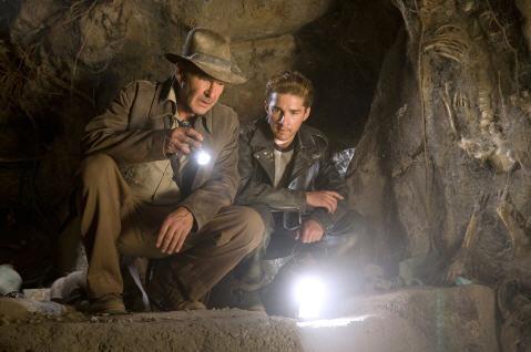 Indiana Jones, la última