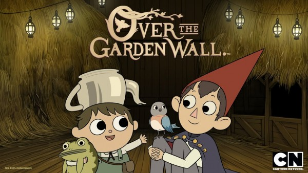 Over the garden walls