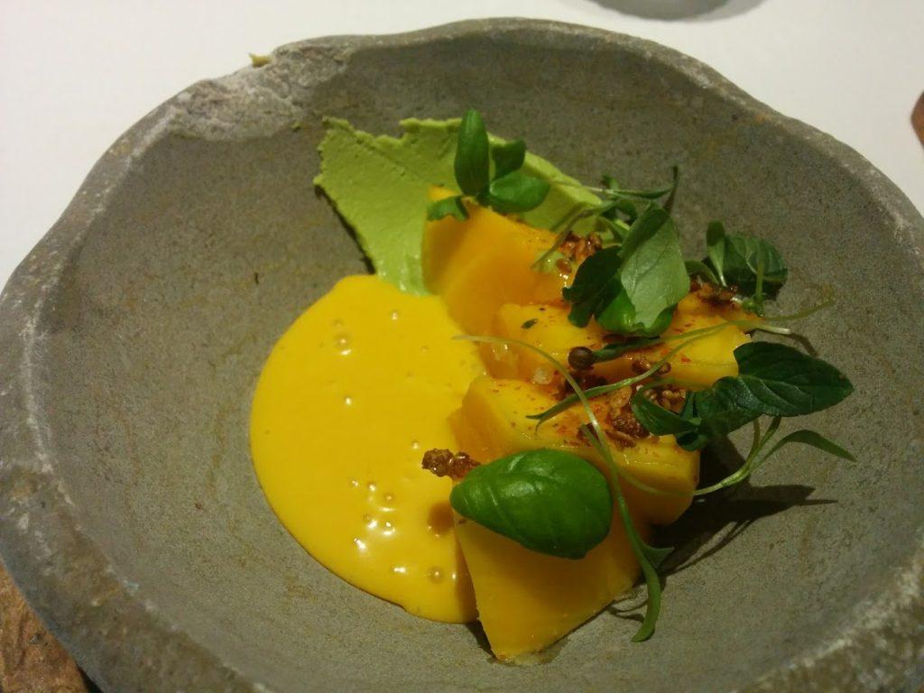 Mango i curry